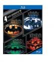 Deals List: 4 Film Favorites: Batman Collection (Batman / Batman Returns / Batman Forever / Batman & Robin) [Blu-ray]