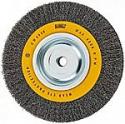 Deals List: DEWALT Wire Wheel for Bench Grinder, Crimped Wire, 8-Inch (DW4906)