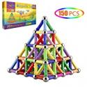 Deals List: Veatree 150 Pcs Magnetic Building Sticks Blocks Toys