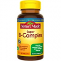 Deals List: 2 Nature Made Super B-Complex Tablets, 60 Count for Metabolic Health