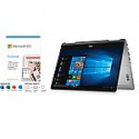 "Deals List: Dell Inspiron 7373 13.3"" FHD Touchscreen Laptop (i5-8250U 8GB 256 GB SSD i7373-5558GRY-PUS) + 1yr Microsoft 365 Personal"