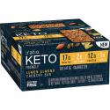 Deals List: :ratio KETO friendly Protein Bar, Lemon Almond Crunchy Bar, Gluten Free, 12 ct Box