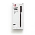 Deals List: 12-Pack TRU RED Ballpoint Gripped Pen Medium Point 1.0mm