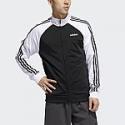 Deals List: adidas Essentials 3-Stripes Track Jacket Men's