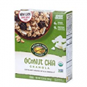 Deals List: Nature's Path Organic Granola Cereal, Chia Plus Coconut Chia, 12.34 Ounce Box