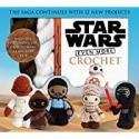 Deals List: Star Wars Even More Crochet Crochet Kits Hardcover