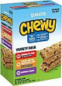 Deals List: Quaker Chewy Granola Bars, 3 Flavor Variety Pack, (58 Pack)