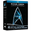 Deals List: Star Trek: The Next Generation Motion Picture 5-Movie Blu-ray