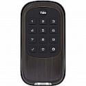 Deals List: Yale Locks B1L Lock Push Button with Z-Wave, Bronze (YRD110ZW0BP)