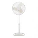 "Deals List: Lasko 16"" Oscillating Pedestal Stand 3-Speed Fan, Model S16200, White"