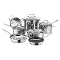 Deals List: Cuisinart 11-pc. Professional Stainless Steel Cookware Set + $20 Kohls Cash
