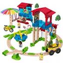 Deals List: Fisher-Price Wonder Makers Slide & Ride Schoolyard 75+ Piece