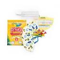 Deals List: 5-ct Crayola Kids Reusable Cloth Face Mask Set