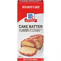 Deals List: McCormick Cake Batter Flavor 2 fl oz