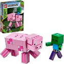 Deals List: LEGO Minecraft Pig BigFig and Baby Zombie Character 21157