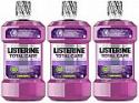 Deals List: 3X 1-L Listerine Total Care Mouthwash (Fresh Mint)