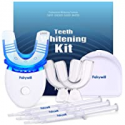 Deals List: Fairywill Teeth Whitening Kit w/Led Light for Sensitive Teeth