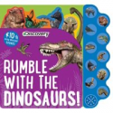 Deals List: Discovery: Rumble with The Dinosaurs 10 Sound Book