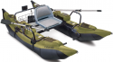 Deals List: Classic Accessories Colorado Inflatable Fishing Pontoon Boat With Motor Mount