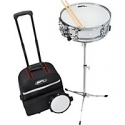 Deals List: Sound Percussion Labs Snare Drum Kit w/Rolling Bag 14 x 4 in.