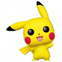 Deals List: Funko Pop! Pokemon - Pikachu (Waving), Multicolor (43263)