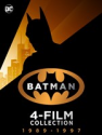 Deals List: Batman 4 Film Collection HD Digital