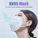 Deals List: 20-Ct KN95 Protective 5 Layers Face Mask