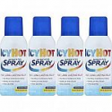 Deals List: Icy Hot Maximum Strength Medicated Pain Relief Spray, 3.7 Ounces (Pack of 4)
