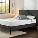 Deals List: Zinus Shalini Upholstered Platform Bed Queen
