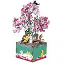 Deals List: ROBOTIME 3D Puzzle DIY Music Box Puzzle Wood Model Kits