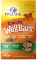 Deals List: 20oz bag of Wellness Natural Wellbars Crunchy Dog Treats (Lamb & Apples)