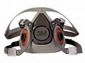 Deals List: 3M Half Facepiece Reusable Respirator 6300, Gases, Vapors, Dust, Paint, Cleaning, Grinding, Sawing, Sanding, Welding, Large