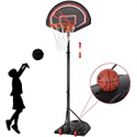 Deals List: YAHEETECH 32-in Youth Portable Basketball Hoop 7-9ft