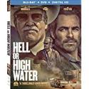 Deals List: Hell or High Water Blu-ray + DVD + Digital HD 2 Discs