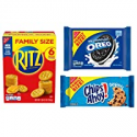 Deals List: 3PK OREO, RITZ, & CHIPS AHOY Snack Variety Pack Family Size