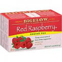 Deals List: Bigelow Red Raspberry Caffeine-Free Herbal Tea, 20 Bags, Pack of 6