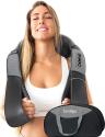Deals List: Shiatsu Foot Massager Machine with Heat - Electric Deep Kneading Massage Air Compression - Circulation, Feet Legs, Plantar Fasciitis, Neuropathy Chronic Nerve Pain Therapy Spa Gift
