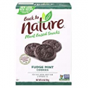 Deals List: Back to Nature Cookies Non-GMO Fudge Mint 6.4oz