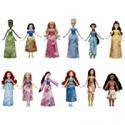 Deals List: Disney Princess Royal Collection, 12 Fashion Dolls