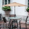 Deals List: Costway 9FT Patio Umbrella Patio Market Steel Tilt W/ Crank Outdoor Yard Garden
