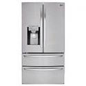 Deals List: LG 28 cu. ft. 4-Door Refrigerator with SmartThinQ Technology (LMXS28626S)
