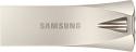 Deals List: Samsung BAR Plus USB 3.1 Flash Drive 128GB - 300MB/s (MUF-128BE3/AM) - Champagne Silver