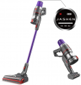 Deals List: JASHEN V16 Cordless Vacuum Cleaner, 350W Strong Suction Stick Vacuum Ultra-Quiet Handheld Cordless Vacuum Wall Mounted Dual Charging for Carpet Hardwood Floor Rug Pet Hair