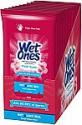 Deals List: Wet Ones Antibacterial Hand Wipes, Fresh Scent, 20 Count (Pack of 10)