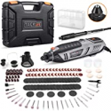 Deals List: TACKLIFE Rotary Tool 1.8 Amp Power w/Keyless and 170 Accessories