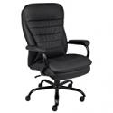 Deals List: Boss Office B991-CP Black Heavy Duty Double Plush Chair