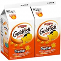 Deals List: 2-Pk Pepperidge Farm Goldfish Crackers Say Cheeeese Variety w/Cheddar