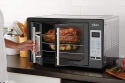 Deals List: Oster French Convection Countertop and Toaster Oven | Single Door Pull and Digital Controls | Stainless Steel, Extra Large