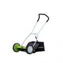 Deals List: Greenworks 16-in Reel Lawn Mower w/Grass Catcher