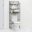 Deals List: Mainstays 3-Shelf Bathroom over the Toilet Space Saver